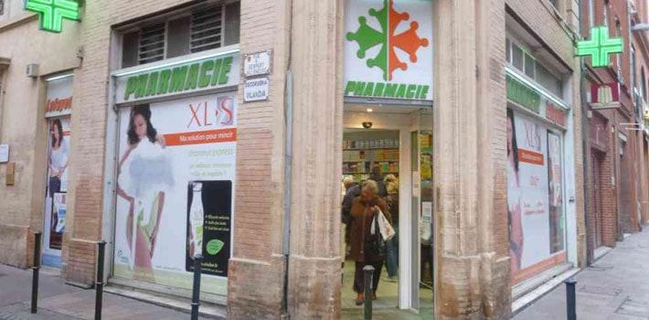 Pharmacie pas cher Toulouse