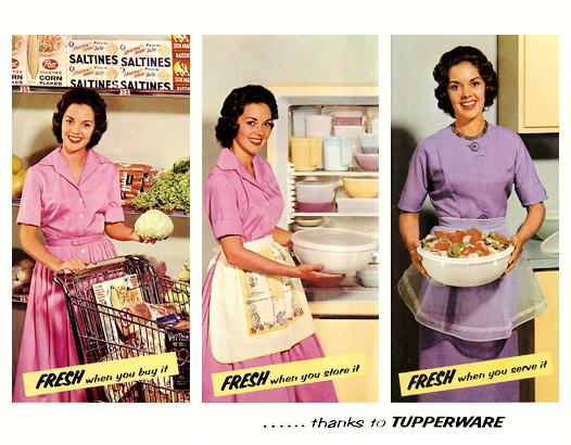 Tupperware sans bisphenol