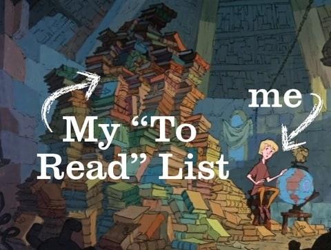 Liste livre à lire