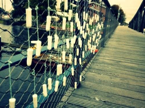 Tampons pont des art