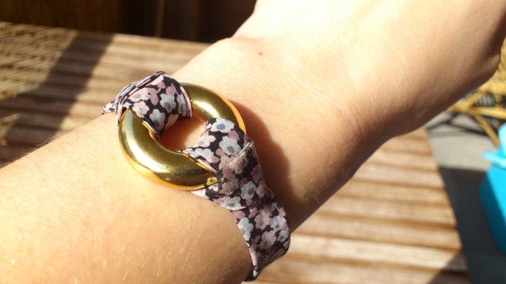 Faire bracelet liberty