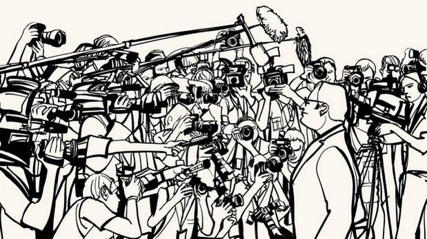 Journaliste par Vector