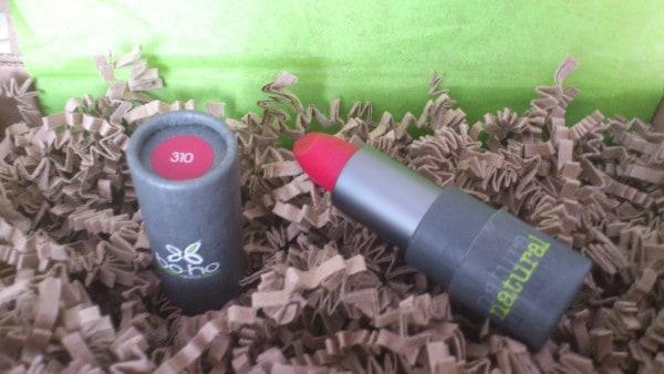 Rouge à lèvre grenade boho