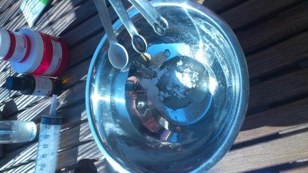 Crème visage maison poudre perles eau douce