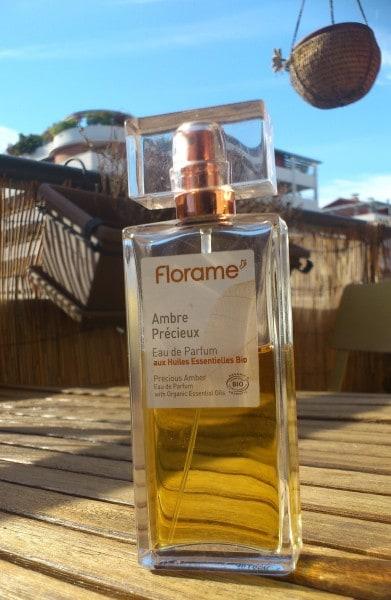 Parfum ambre Florame