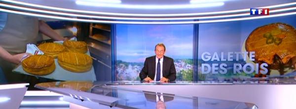 Reportage galette roi